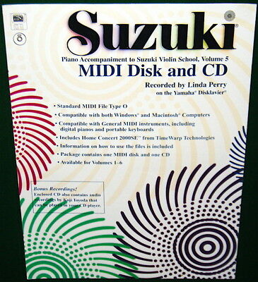 Keyboard & Piano - Midi Disk