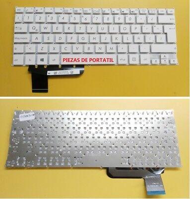 Gebraucht, Tastatur Asus X200,S200 Weiß ohne Rahmen 0170030-W gebraucht kaufen  Versand nach Germany