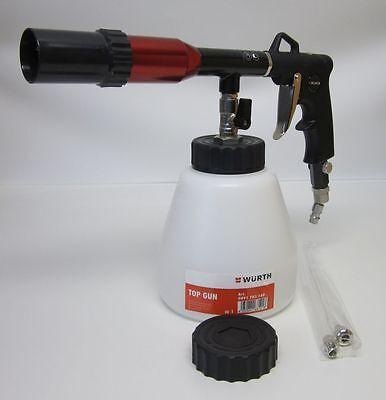Würth Profi Reinigungspistole TOP GUN mit Tornado-Effekt Art.-Nr. 0891703140