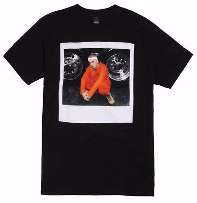 Eminem The Slim Shady Jumpsuit Photo T Shirt New 100  Authentic