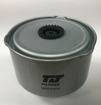 TJ Filters Car Vehicle Replacement Fuel Filter - QFF0304