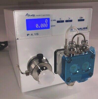 Knauer Azura Epg20 Dosing Hplc Pump P4.1s Pressure Sensor 10-50 Mlmin Head