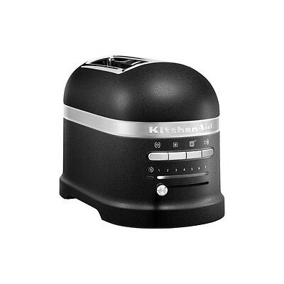 KitchenAid Artisan Toaster 5KMT2204EBK Matt schwarz