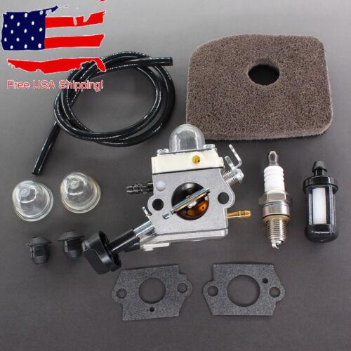 Carburetor Kit For Stihl BG56 BG56C Blower Zama C1M-S260B Carb # 4241 120 0615