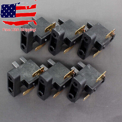 6pcs Carbon Brush For Gpower Genergy General Power Products Genpower Gen Pro Kl