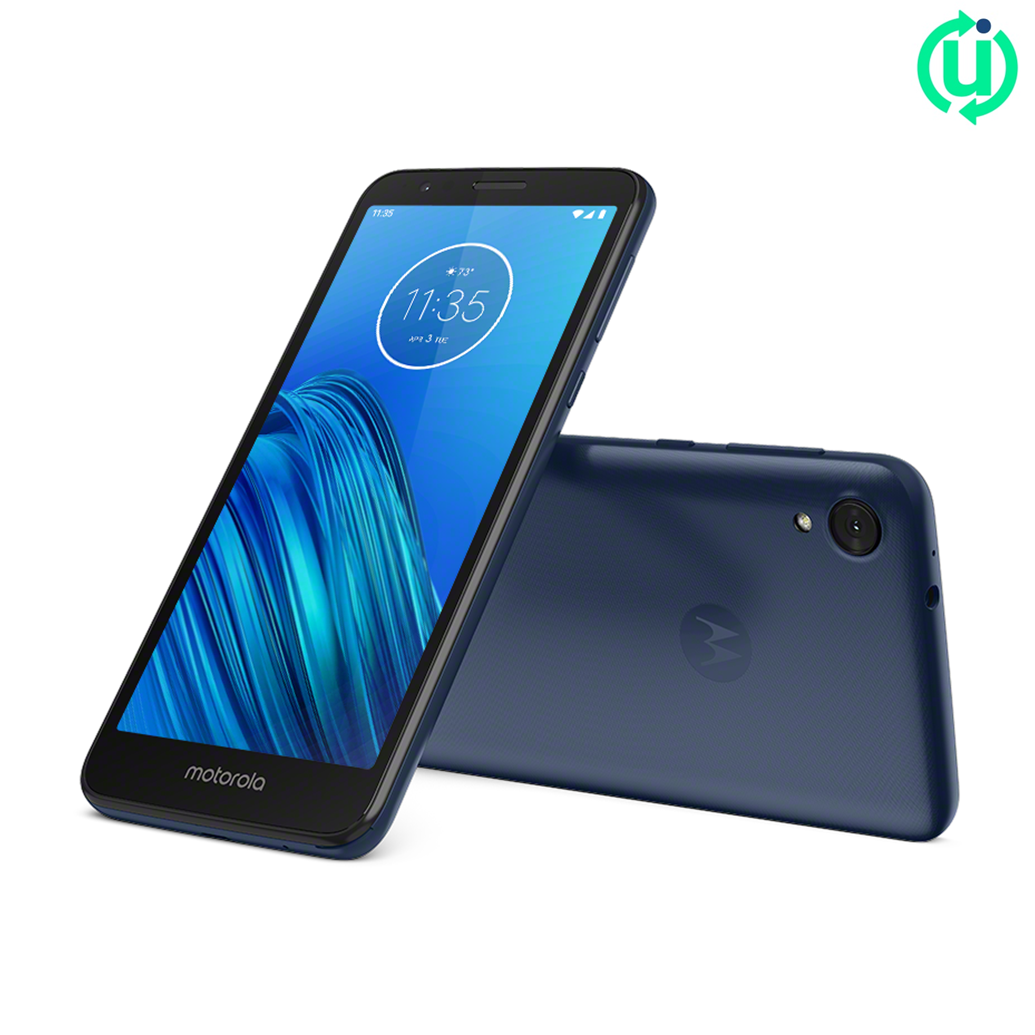 Android Phone - Motorola Moto E6 (XT2005, T-Mobile, 16GB, Navy Blue, Brand New)