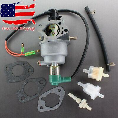 Carburetor Carb Kit For Briggs Stratton Bs 30555 7500 Watt 420cc Generator