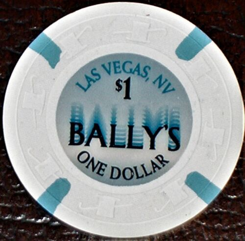 Old $1 BALLY