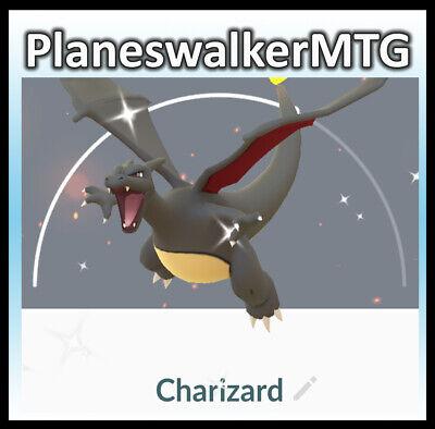 Pokemon Go ✨ Shiny Charizard ✨ Great League ✰ Blast Burn ✰ Legacy Moveset PvP ✰