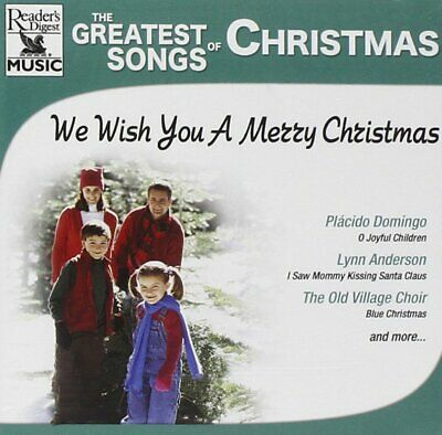 The Greatest Songs of Christmas: We Wish You a Merry Christmas by Various... ()