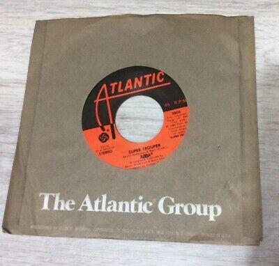 Abba - 1980 45 RPM Single ATLANTIC Records # 3806. PRICE CUT !!!