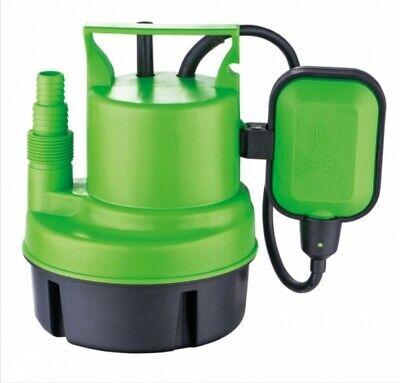 2 x Submersible pumps 3500L/HR mini pump, sump pump cellar pump CWP  200W 230v