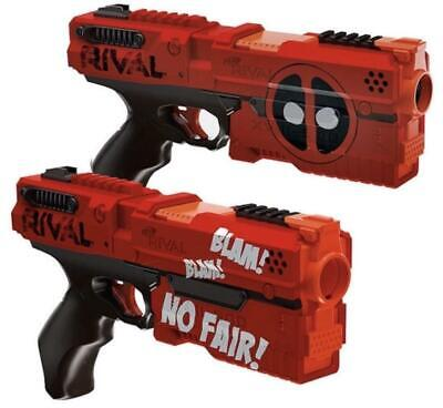 Nerf Rival Deadpool Precision Battling Dual Kronos Marvel Special Edition New