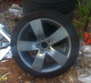Ve Ssv rims with tyres Port Pirie Port Pirie City Preview