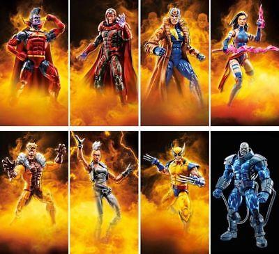 Marvel Legends X-Men Action Figures Apocalypse BAF Wave 3 Pre-Order