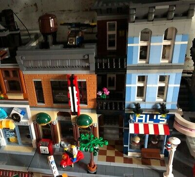 lego creator expert detectives office 10246