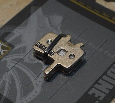 2Pairs MTB Motorbike Cycle Disc Resin Brake Pads Suit For Avid BB5 #Z