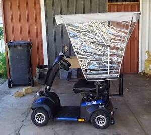 Late 2015 ENVOY Mobility Scooter with Canopy Malvern Unley Area Preview