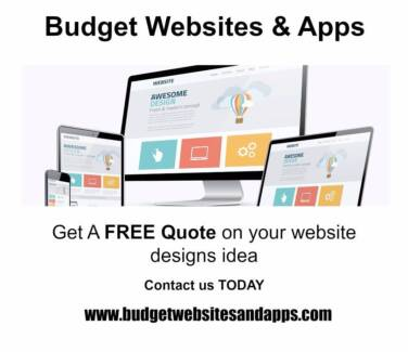 Budget Affordable Websites - Grow Your Business Fast!