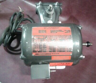Dumore Tool Post Grinder 77-022. 12 Hp. 34502850 Rpm. 3 Phase.