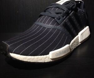Bedwin & The Heartbreakers x adidas NMD R1 (Black, size 13)