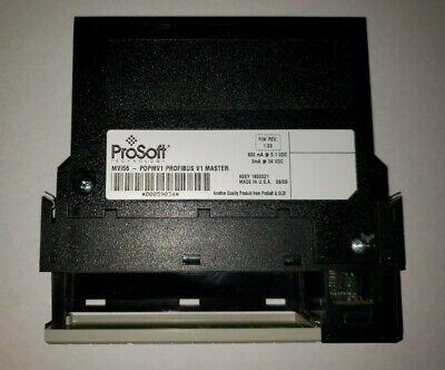 Prosoft Mvi56-pdpmv1 Profibus V1 Master