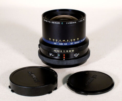 Mamiya RZ67 50mm Z f4.5 MultiCoated Lens