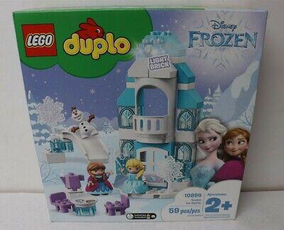 LEGO 10899 Diuplo Disney Frozen Ice Castle 59pcs New