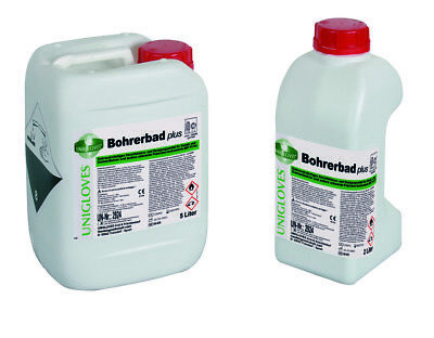 Bohrerbad Plus 1L/2L/5 Liter,Instrumente,Fräser,Desinfektion,Fusspflege,Hygiene