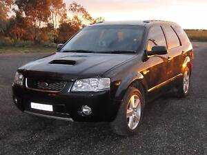 2007 Ford Territory Wagon Port Pirie Port Pirie City Preview