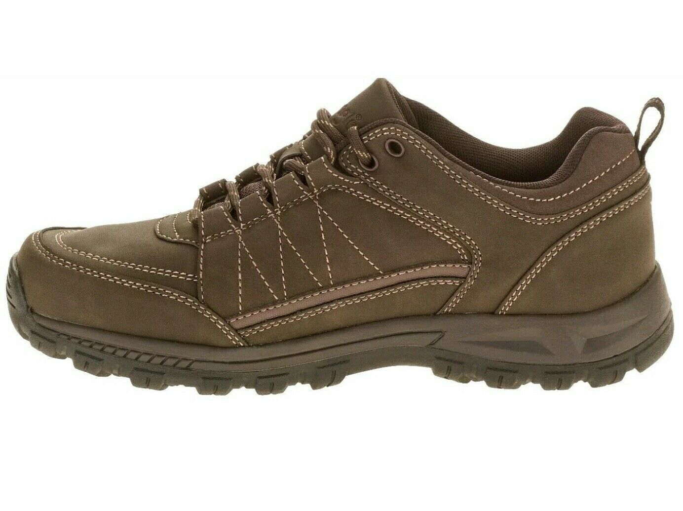 ... Wrangler Men s Memory Foam Black or Brown Casual Rugged Oxford Shoes   7-13 фото ... bab48bd716d