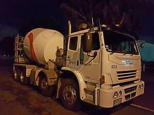 Concrete Truck with Contract for Sale - Large National Company Eagle Farm Brisbane North East Preview