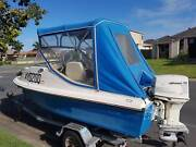 HAINES HUNTER Half Cabin 1999 Oxenford Gold Coast North Preview