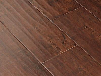 Distressed Laminate Flooring Can Look Like Wood