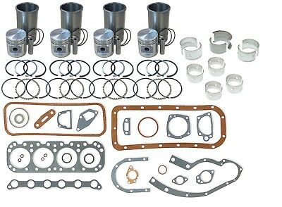 Engine Overhaul Kit Allis Chalmers B C Ca Ib Rc Tractor 125 4 Cylinder Gas