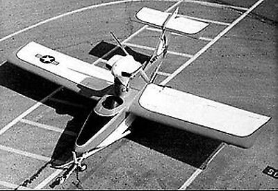 Osprey GP2 Osprey I Sports Flying Boat Mahogany Wood Model Large New
