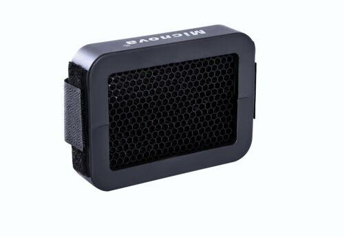 "Micnova MQ-FW02 1/4"" Honeycomb Speed Grid DSLR Camera Flash Diffuser Speedlight"