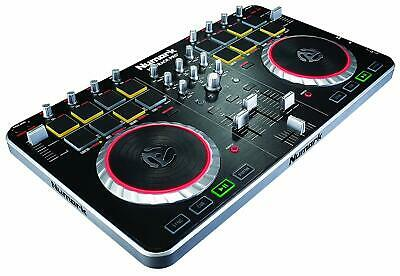 Used, Numark Mixtrack Pro II USB DJ Controller Integrated Audio Interface Trigger Pads for sale  Shipping to South Africa