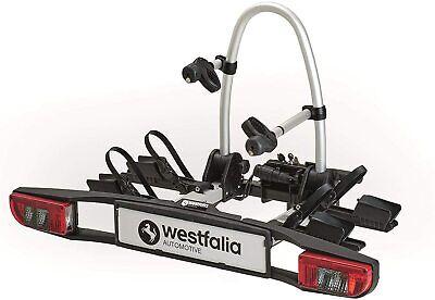 Portador En Enganche 2 Bicicletas - Plegable Y Plegable - Westfalia BC60