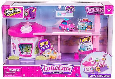 Shopkins Cutie Cars Shopkins Drive Thru Diner Playset 56538 Shopkins Toy