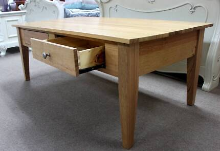 Stock clearance!-Brand new 2 drawers coffee table for sale(T014B) Wayville Unley Area Preview