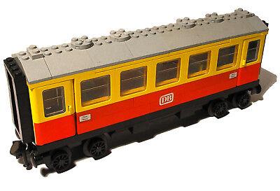 Lego 12V Eisenbahn TRAIN Licht Beleuchtung Lampe Prisma ROT