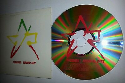 Sunshine Baby (REAMONN Sunshine Baby | PROMO cardboard sleeve CD Virgin EMI | *RAR*)