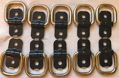 10 New Genuine Vw Crafter Floor Lashing D Ring Tie Down Cargo Garage