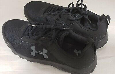 Under Armour Men's Charged Assert 8 Running Shoe -Black 10.5US