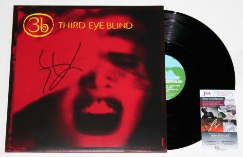 STEPHAN JENKINS SIGNED THIRD EYE BLIND SELF-TITLED ALBUM LP VINYL RECORD ST +JSA