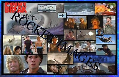 Point Break 1992 Custom Movie Poster 11X17 Buy 2 Posters Get 3Rd Free