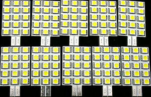 10x-JAYCO-LED-T10-INTERIOR-WEDGE-LIGHT-BULB-rv-leds-caravan-4x4-camping-12v