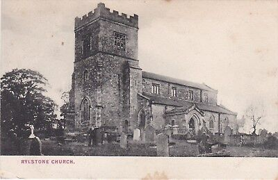 The Church, RYLSTONE, Yorkshire