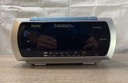 Emerson CKS3088 Emerson SmartSet Dual-Alarm Clock Radio with Lamp Control